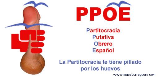 Aberraciones politicas y de los politicos de España