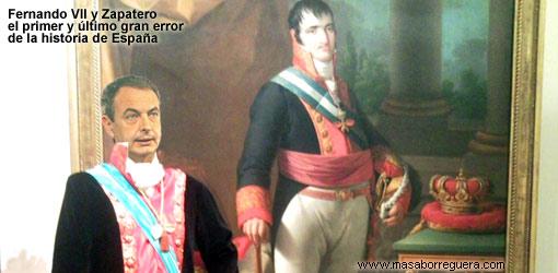 El mayor error de España Autonomias