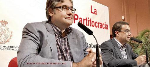 La Partitocracia Juan Manuel de Prada politica España