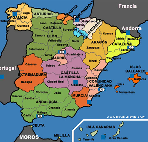 espana juego: