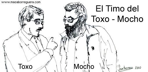 huelga general Timo Toxo Mocho Ignacio Fernández Toxo  Candido Mendez